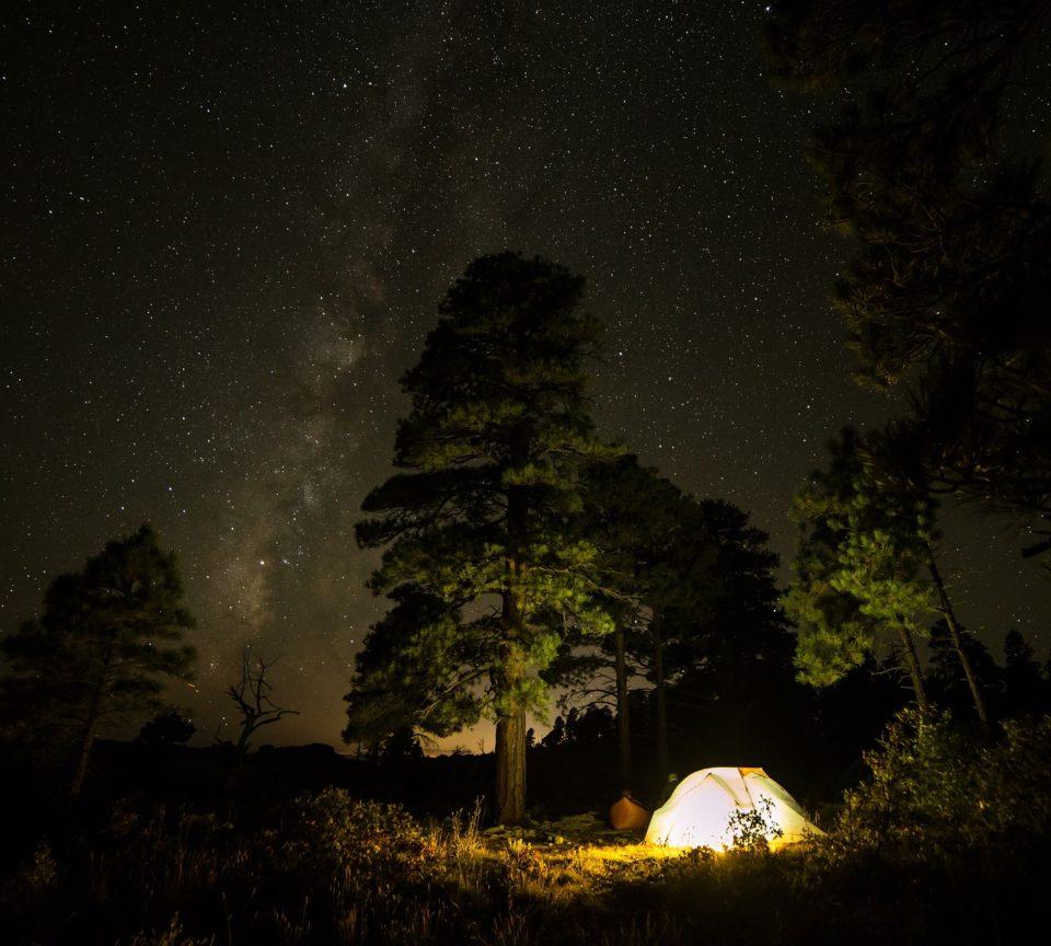 Uebersicht Camping und Wohnmobil-Stellplaetze